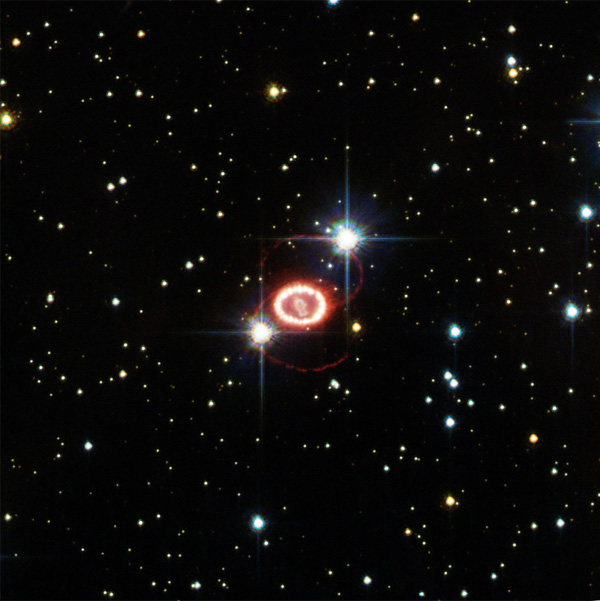 supernova 1987a from earth - photo #2