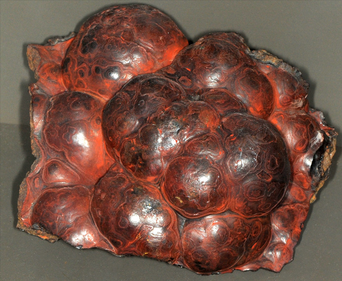 Red Hematite Beads Hematite