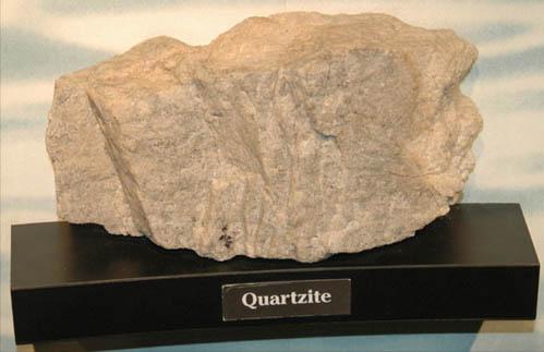 Quartzite Metamorphic Rocks