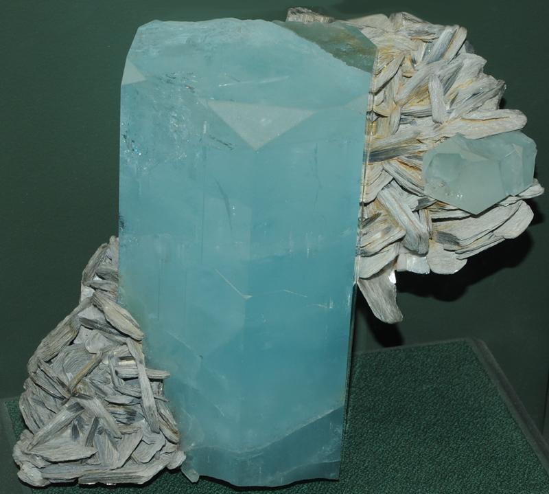 beryl specimens Aquamarine