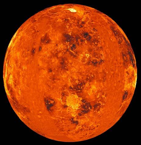 Global View of Venus