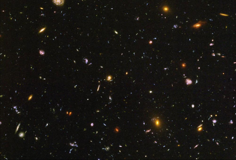 hubble ultra deep field 1366x768 - photo #23