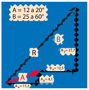 Vectorial Fisica Ejemplos