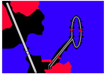 Resultado de imagen para reglas de la mano derecha en la corriente y el magnetismo