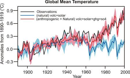 human impact on global warming essay